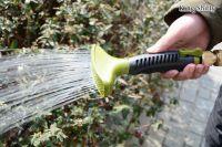 metal fan water nozzle
