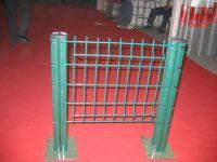 Welded Steel Wire Mesh Fence