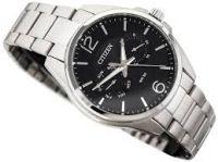 Branded Analog Black Dial Men's Watch - AG8320-55F