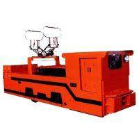 10t CJY10 Railway Electric Trolley Mine Locomotive