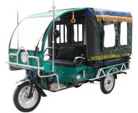 electric taxi tricycle for passenger vehicle
