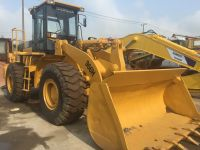 Used Heavy Equipment machine Cat  966h 966f 966g 950e 950h wheel loader for sale in Shanghai