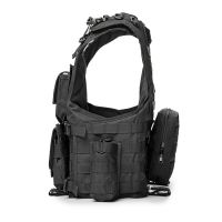 Fully Detachable Bulletproof Vest