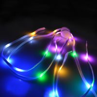 Polyester LED Shoelaces