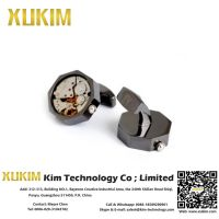 Xukim KCL092 Metal Cooper Machine Cufflinks
