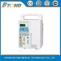 Ambulance infusion  pump BYS-820 with CE, ISO