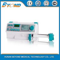 Portable Medical syringe pump for hospital with CE, ISO BYZ-810D