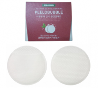 "Korean Cleansing Pad ""Peelobubble""  - MaruAra"