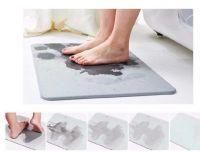 Diatomite Bath Mat For Shower Room