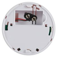 Battery operated standalone smoke detector
