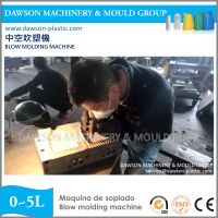 Automatic Blow Molding Machine for 5L Lubricant Bottles