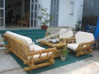 HANOI BROWN SOFA SET