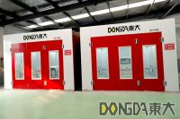 Dongda  auto paint booths
