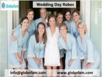 Wedding Day Robes for Wedding Party