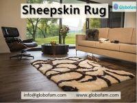 Buy Online Sheepskin Rug at Globofam