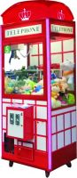 Hot Sales Prize Gift Vending Game Toy Crane Claw Machine EP-B-01