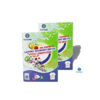 TOPONE 2019 brand new high techology Laundry Detergent Sheet