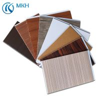 Factory cheap price fireproof PVC ceiling panels for office