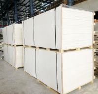 Factory cheap price fireproof sulfate mgo board for interior wall partition