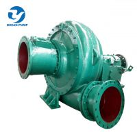 High efficiency wear resistant marine sand pump