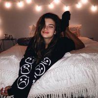 """The Sad Societyâ""""¢ Sad Faceâ""""¢ Vintage Black Sweatshirt"""