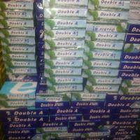 Factory Wholesales A4 Copy Double A, A4 Paper 80GSM 75GSM 70GSM