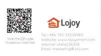 Lojoy WIFI Video Doorbell home security wireless video doorbell