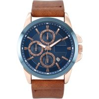 2018 Luxury Charming Design Analog Quartz Movement Leather Wrist Watch For Men OEC In China