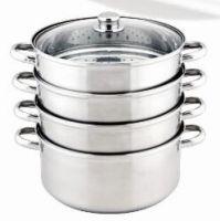Steamer Pot Set with Lid