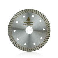 Dry cut sintered blade for cutting and grinding granite marble concret limestone