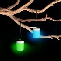 Gradient Color Bluetooth Speaker Mini Bulb LED Light Christmas Gift