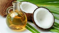 100% Pure Natural Organic Coconut Oil.
