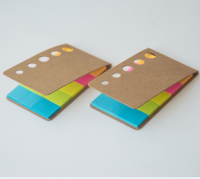 5 holes Notepad notes/benfeng Sticky notes