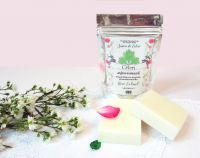 White Rose Soap: Aroma Whitening and Softening bar