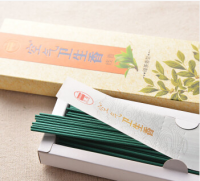 Greentea Scent Natural Aroma gift set incense