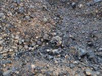 Natural Georgian Obsidian, Rough Quartz, Rock Stones of Obsidian