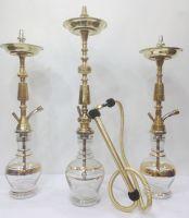 Hookahs Solid Brass