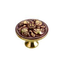 Factory direct brass newly custom drawer knob