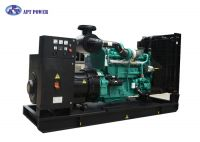 Open Type 275kVA  220kw Electricity  Diesel Generator with Stamford Alternator Brand