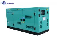 47kVA Soundproof  Diesel Generator  60Hz with Stamford Alternator