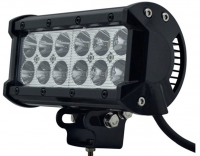 36W 6.6Inch Super Bright Off Road LED Work Lightbar