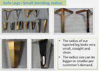 stainless steel or regular steel Metal Sofa Legs furniture legs bed legs