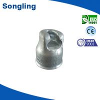 160kn/210kn/300kn metal cap for suspension insulator with high quality
