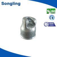 Insulator cap for suspension insulator