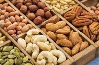 CASHEW NUTS, ALMOND NUTS, MACADAMIA NUTS AND KERNEL