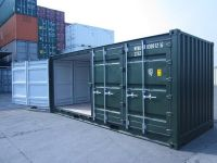 OPEN SIDE  SHIPPING CONTAINERS FOR SALE