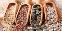 Chia Seeds, Sunflower Seeds, Poppy Seeds, Mustard Seeds, Sesame Seeds, Alfalfa Seeds, Flax Seeds, Pumpkin Seeds