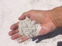 Raw Silica Sand