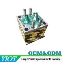LED Plastic Mould , smart home Injection plastic Mould, Custom Plastic precision injection mould manufacturer