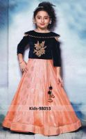 Designer Kids Gown
